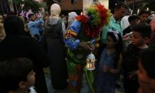 استقبال رمضان المبارك في مدينة نابلس