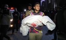 17 شهيدًا في غزة والكابينيت يوعز بمواصلة الغارات