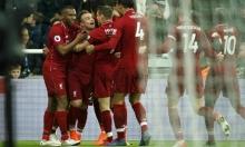 ليفربول يتخطى نيوكاسل يونايتد بالدقائق الأخيرة