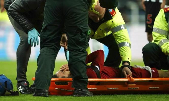 مدرب ليفربول يعلق على حالة صلاح بعد إصابته