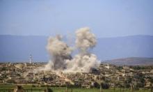 سورية: 8 قتلى مدنيين بغارات روسيا والنظام في إدلب
