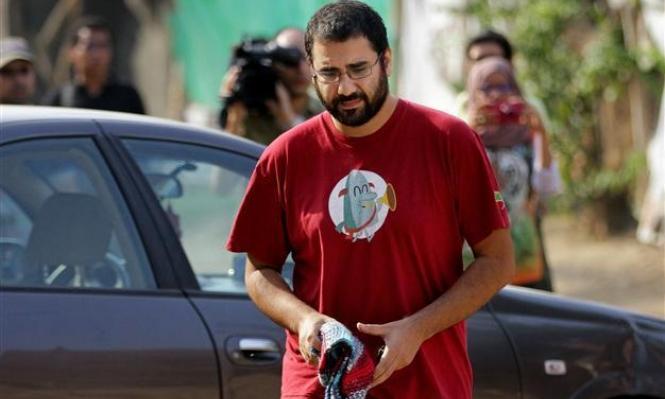 السلطات المصرية تحرم علاء عبد الفتاح من الإفطار الرمضاني مع عائلته