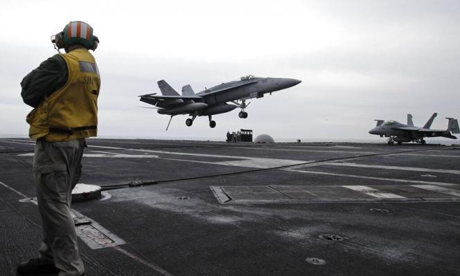 واشنطن تعزز قواتها في الخليج تحسبا من هجوم إيراني
