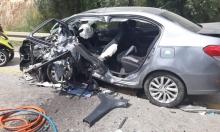 إصابتان في حادث طرق قرب إكسال