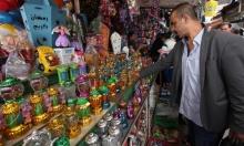 غزة تستقبل شهر رمضان