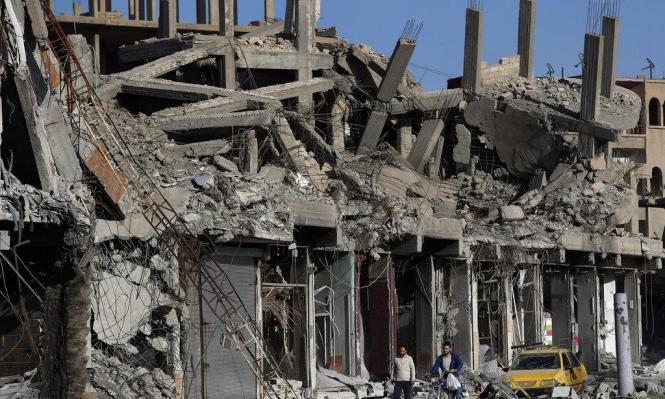 43 قتيلا باشتباكات إدلب ودعوات أممية لحماية المدنيين