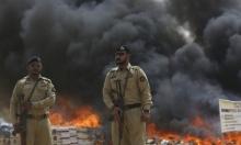قتلى وجرحى بهجوم انتحاري في لاهور بباكستان