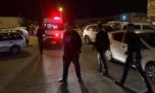 الناصرة: إصابة شاب في جريمة إطلاق نار