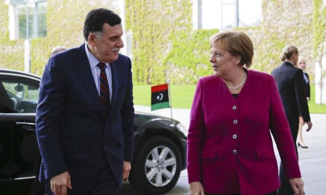 السراج بجولة أوروبية للحشد ضد حفتر