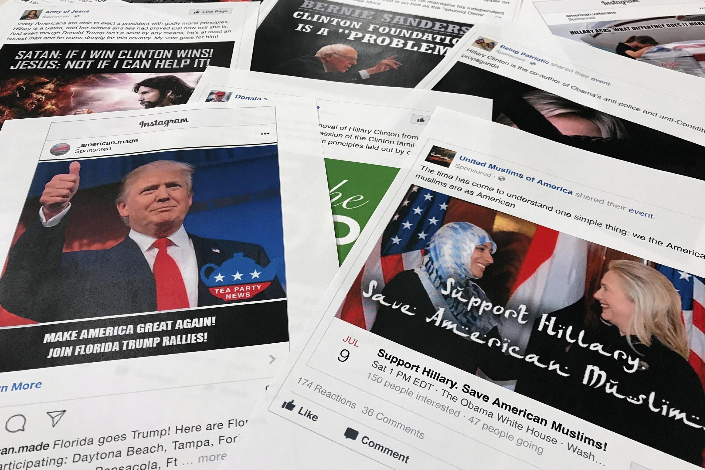 الـfake news برز بشكل كبير بعد فوز ترامب (رويترز)