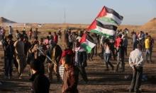 غزة: هيئة مسيرات العودة تعلن الإضراب الشامل في ذكرى النكبة