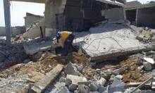 """النظام السوري يسيطر على معقل """"النصرة"""" قرب إدلب"""