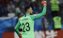 غياب حارس موناكو سوباسيتش حتى نهاية الموسم بسبب الإصابة