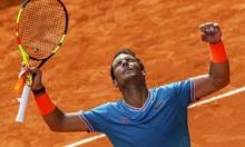 بطولة مدريد المفتوحة للتنس: بداية قوية لنادال