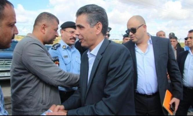 """وفد المخابرات المصرية يصل غزة لمحاولة تثبيت """"التهدئة"""""""