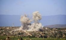 سورية: 5 قتلى و20 جريحا بقصف للنظام وحلفائه