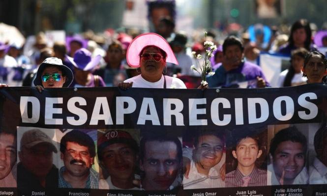 أمهات مكسيكيات تطالبن بالعثور على أبنائهن أحياء أو أمواتا