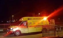 كفر كنا: إصابة فتى بإطلاق نار