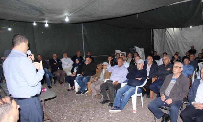 مجد الكروم: ندوة حول دور السلطات المحلية في مواجهة العنف