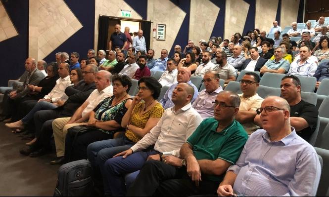 الناصرة: لقاء تشاوري للبحث عن سبل لمكافحة العنف