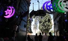 أسواق القدس القديمة تستقبل رمضان
