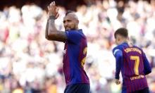 برشلونة يفوز على خيتافي بهدفين نظيفين