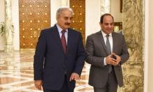 صحيفة: ترامب دعم حفتر بضغط من السعودية ومصر