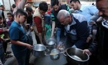 """مليون غزيّ مهدد بالمجاعة: """"أونروا"""" تطلب جمع 60 مليون دولار"""