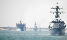 تصاعد التوتر بالخليج وأوروبا تتمسك بالاتفاق النووي مع إيران