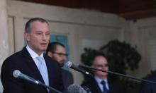 """خلال زيارته لغزة: ميلادينوف يحذر من انهيار """"التهدئة"""""""