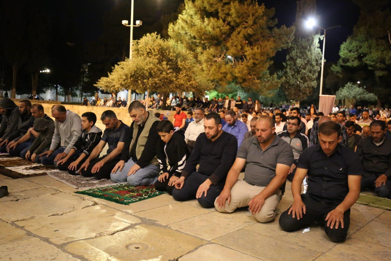 القدس: اقتحام آخر للاحتلال وطرد المعتكفين بالأقصى بالقوّة