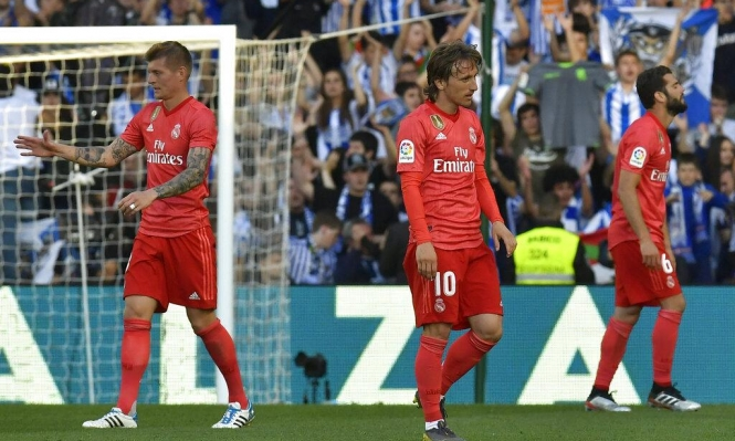 باريس سان جيرمان يستهدف ضم 3 لاعبين من ريال مدريد