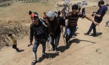 في ذكرى النكبة: 60 إصابة بالرصاص الحي والغاز في مليونية العودة