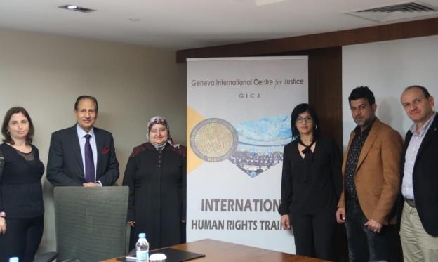 """""""كيان"""" تطرح قضايا المرأة الفلسطينية في المحافل الدولية"""