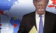 """""""ترامب لا يريد حربا ضد إيران ومستاء من 'تصعيد' بولتون"""""""
