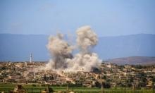 سورية: مقتل 10 بينهم أطفال في قصف لمخيم النيرب