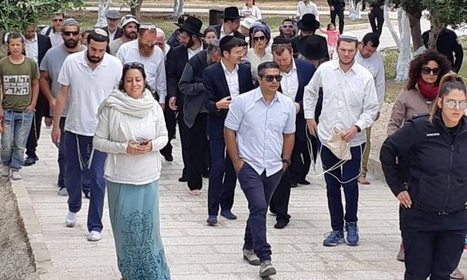 """خلافا لقرار العليا: جماعات """"الهيكل"""" تتحضر لاقتحام الأقصى بـ""""يوم القدس"""""""