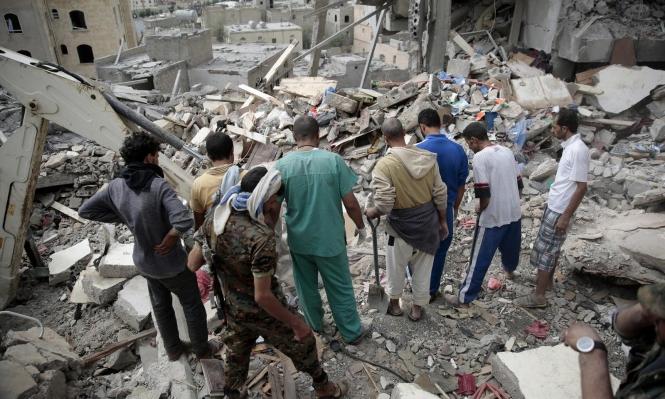 """قتلى بصنعاء مع بدء السعودية """"عملية نوعية"""" ضد الحوثيين"""