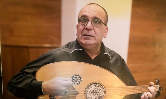 الناصرة: حين يبكي العود صاحبه توفيق زهر
