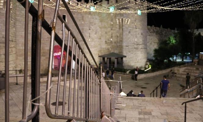 القدس: إصابة شابين اعتدت عليهما شرطة الاحتلال بالضرب