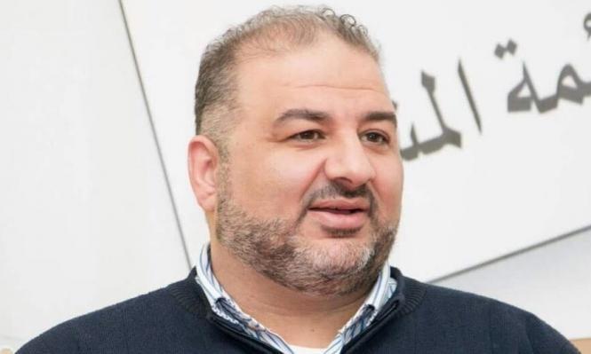 التخنيون للنائب عباس: تصريحات بيرك التخنيون للنائب عباس: تصريحات بيرك