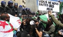 الجزائر: الأمن يغلق ساحة البريد أمام المتظاهرين