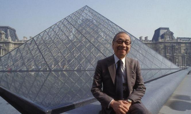 وفاة مصمم الهرم الأكثر جدلًا في متحف اللوفر
