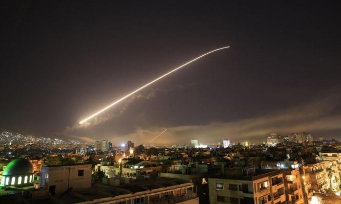 سانا: دوي انفجارات في دمشق وإطلاق الدفاعات الجوية