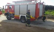 تسرب من أنابيب الغاز في خليج حيفا