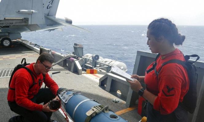 إطلاق تحذيرات تتصل بالملاحة الجوية والبحرية في الخليج