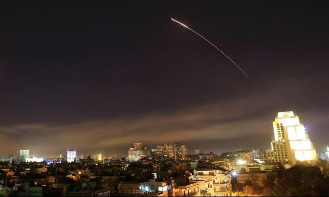 """""""الهجوم الإسرائيلي في سورية يشير إلى انخفاض التوتر في الخليج"""""""