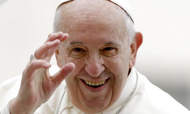 """بابا الفاتيكان للصحافيين: """"تحرّروا من الأفكار المسبقة"""""""