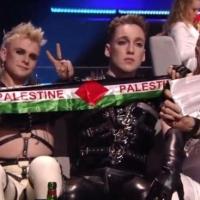 """فلسطين حاضرة بـ""""اليوروفيجن"""""""