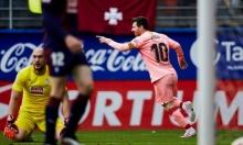 برشلونة يختتم الموسم بالتعادل أمام إيبار